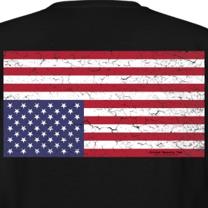 AMERICA:  Nation in Distress! T-Shirts - Men's Tall T-Shirt