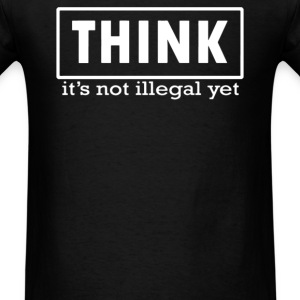 Think idea - Men's T-Shirt