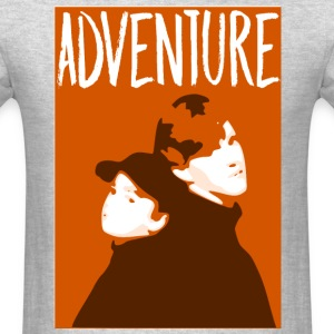 Adventures of... - Men's T-Shirt