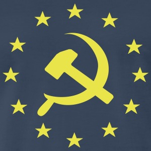 Socialist Europe Communist - Men's Premium T-Shirt