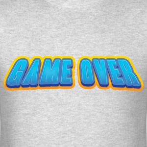 Game Over - Retro Arcade T-Shirts - Men's T-Shirt