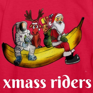 xmass riders - Kids' Long Sleeve T-Shirt