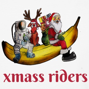 xmass riders - Baseball T-Shirt