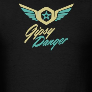 Gipsy danger - Men's T-Shirt