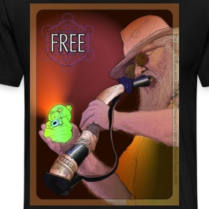 Groove Card – FREE JAZZ T-Shirts - Men's Premium T-Shirt