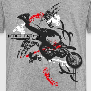 Motocycle - Kids' Premium T-Shirt