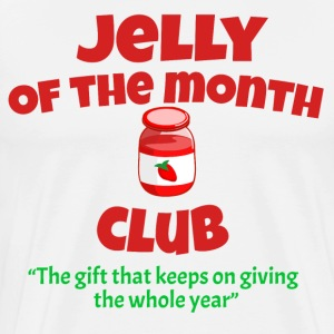 Jelly Of The Month Club - Christmas Vacation T-Shirts - Men's Premium T-Shirt