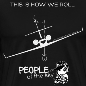 This is How we Roll - Men's Premium T-Shirt