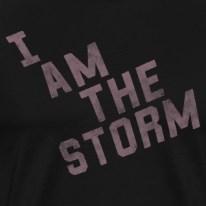 I Am the Storm T-Shirt - Men's Premium T-Shirt