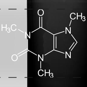 Caffeine (Coffee) Molecule