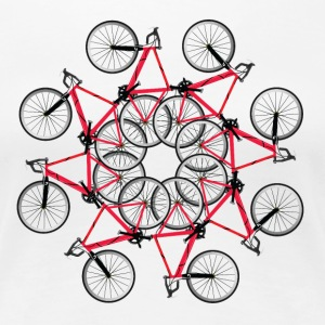 Bicycle cycle - Women's Premium T-Shirt