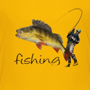 fishing Baby & Toddler Shirts - Toddler Premium T-Shirt