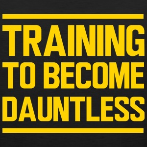 Training to become dauntless Sportswear - Men's Premium Tank