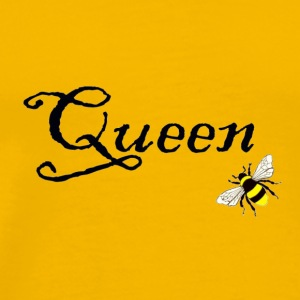 Queen Bee - Men's Premium T-Shirt
