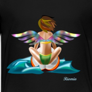 Surfing Angel 4 - Kids' Premium T-Shirt