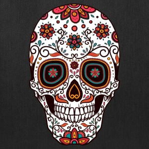 Sugar Skull - Day of the Dead #7 Bags & backpacks - Tote Bag