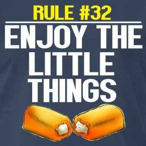 Zombieland - Enjoy The Little Things T-Shirts - Men's Premium T-Shirt