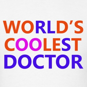 doctor designs - Men's T-Shirt