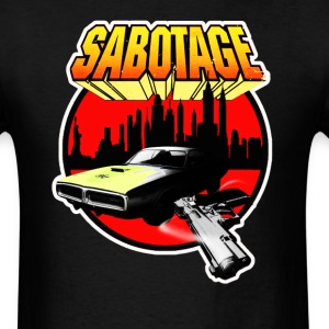 Sabotage - Men's T-Shirt