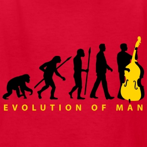 evolution_double_bass_11_2016_2c02 Kids' Shirts - Kids' T-Shirt