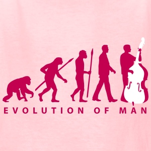 evolution_double_bass_11_2016_2c01 Kids' Shirts - Kids' T-Shirt