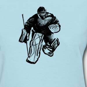 Hockey Torwart T-Shirts - Women's T-Shirt