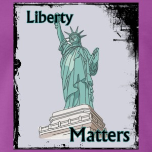 Liberty Matters - Men's Premium T-Shirt