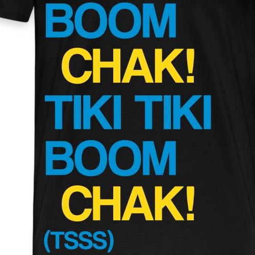 Boom Chak!