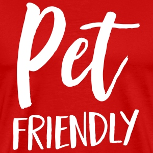 Pet Friendly T-Shirts - Men's Premium T-Shirt