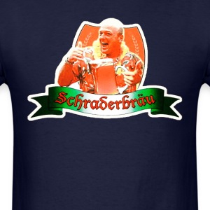 Schraderbrau. - Men's T-Shirt