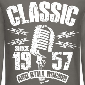 Classic Since 1957 Long Sleeve Shirts - Crewneck Sweatshirt