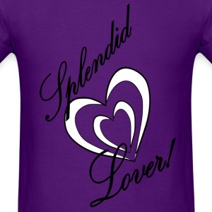 splendid lover 1 - Men's T-Shirt
