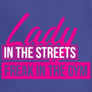 Lady In The Streets. Freak In The Gym. Aprons - Adjustable Apron
