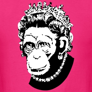 Monkey Queen - Men's T-Shirt
