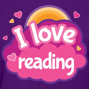 Reading Reader Gift Cute T-Shirts - Women's T-Shirt
