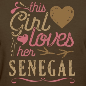 This Girl Loves Her Senegal Parrot T-Shirts - Women's T-Shirt