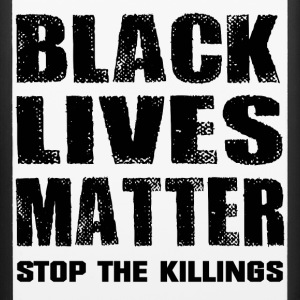Black Lives Matter Stop the Killings Phone & Tablet Cases - iPhone 6/6s Rubber Case