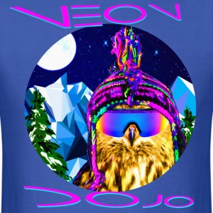 NEON WHOWHO - Men's T-Shirt