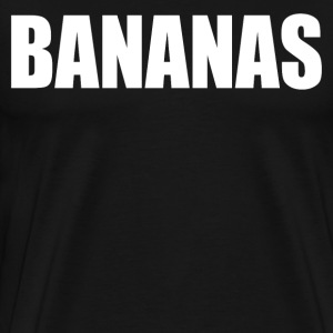 BANANAS - Mike And Dave Need Wedding Dates T-Shirts - Men's Premium T-Shirt