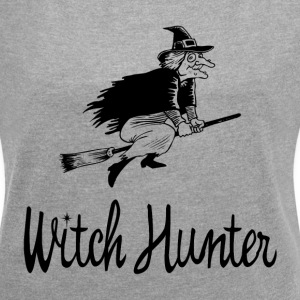 WITCH HUNTER WITCH HUNTER T-Shirts - Women´s Rolled Sleeve Boxy T-Shirt