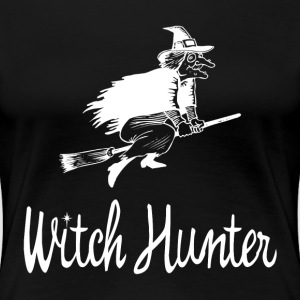 WITCH HUNTER WITCH HUNTER T-Shirts - Women's Premium T-Shirt