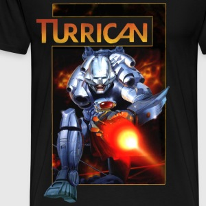 Turrican - Men's Premium T-Shirt