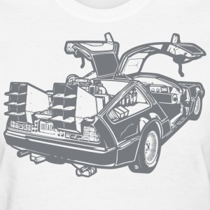 back to the future - Women's T-Shirt