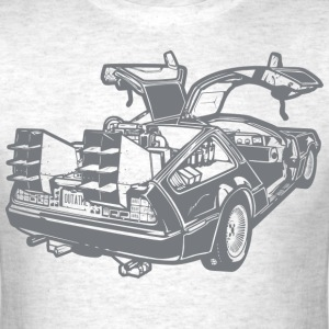 back to the future - Men's T-Shirt