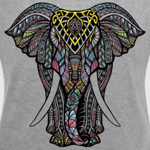elephant - Women´s Roll Cuff T-Shirt