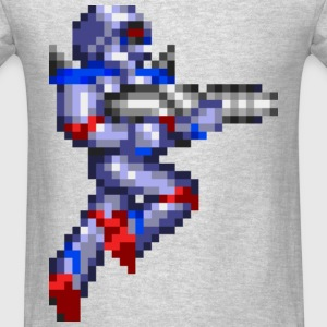 Turrican Pixel Art - Men's T-Shirt