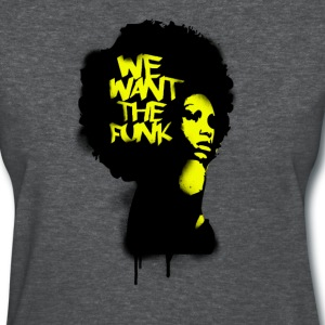 the funk - Women's T-Shirt
