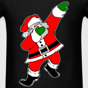 Dab Santa Claus T-Shirts - Men's T-Shirt