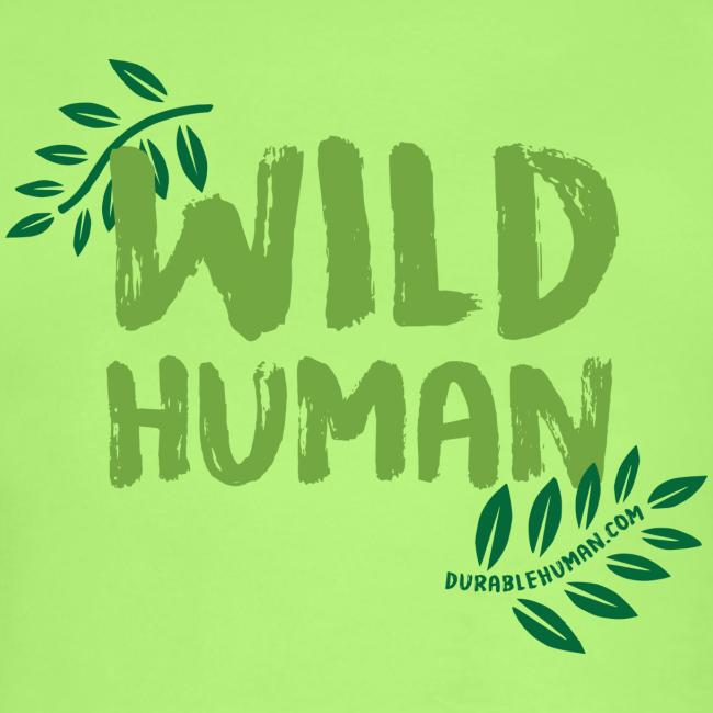 Wild Human Baby One Piece