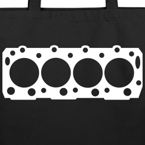 head gasket_gz1 Bags & backpacks - Eco-Friendly Cotton Tote